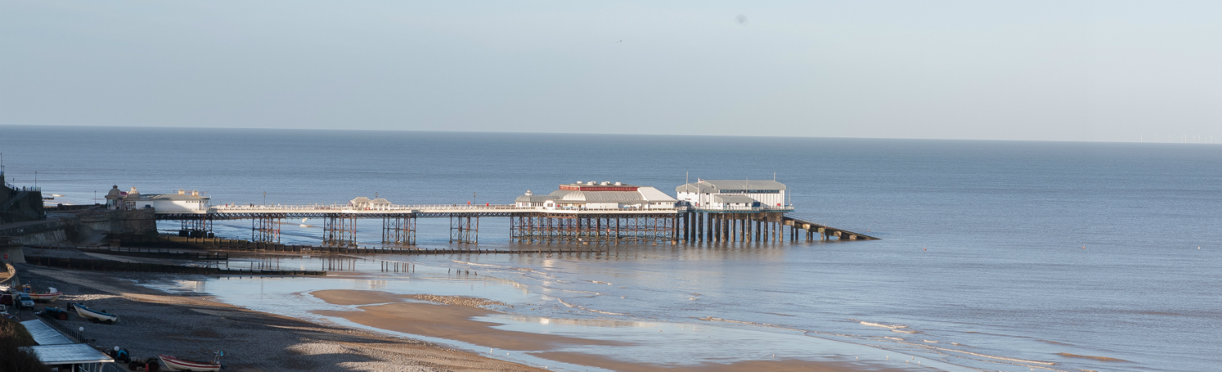 Historic Cromer Pier, home to Europe's only 'End-of-the-Pier' show