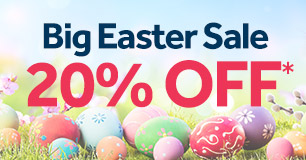 BIG EASTER SALE